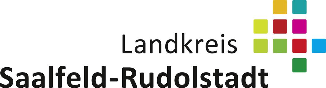 Logo des Landkreises Saalfeld-Rudolstadt