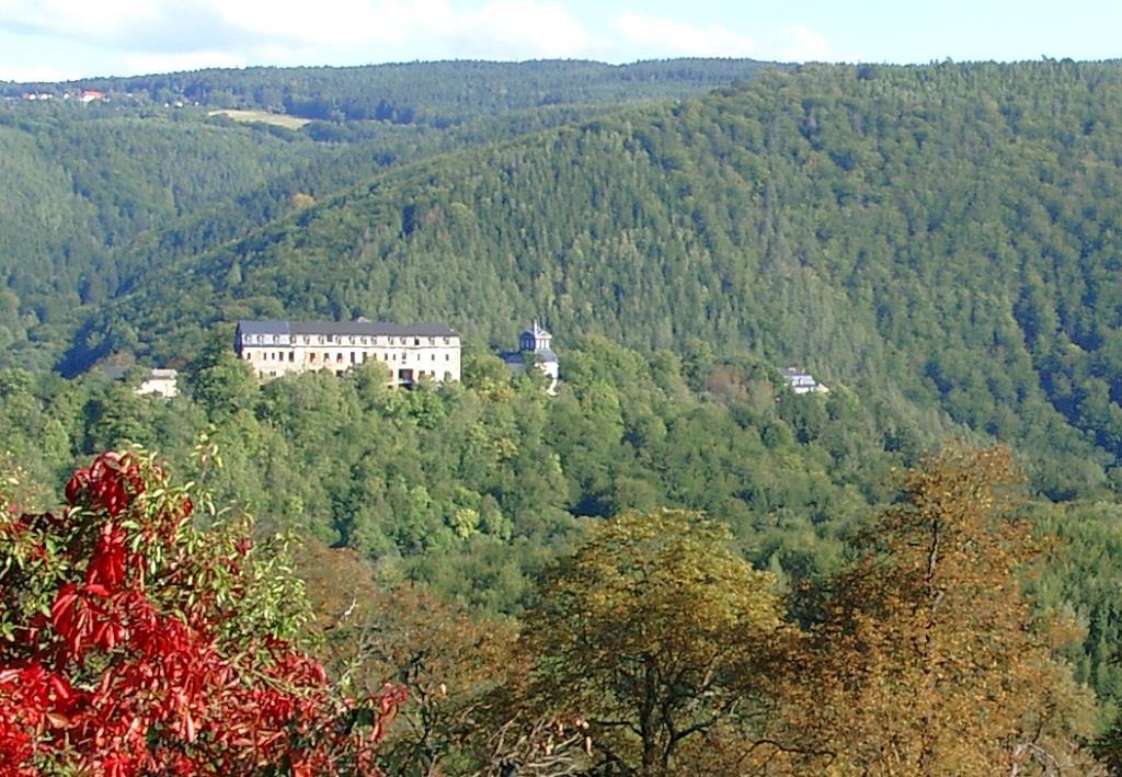 Schloss Schwarzburg - seit Jahrhunderten prägend für das Schwarzatal