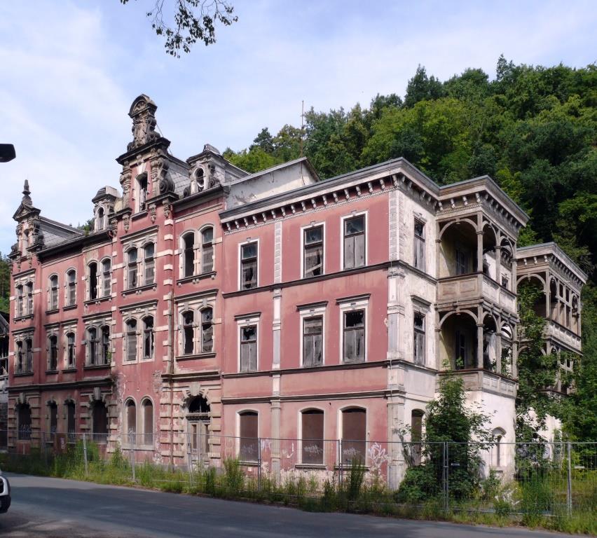 Hotel Chrysopras Bad Blankenburg