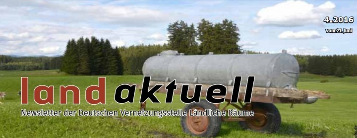 Newsletter landaktuell 4/2016