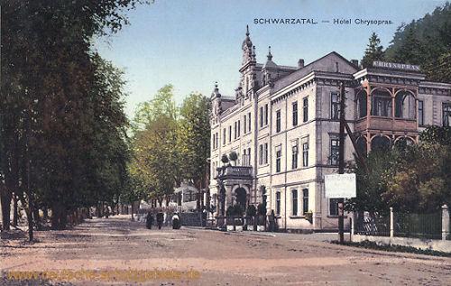 Hotel Chrysopras - ein verlorenes Kleinod