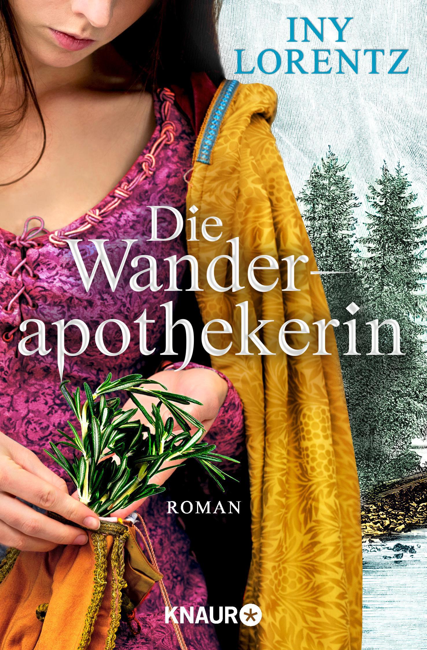 Buchtipp: Iny Lorentz 'Die Wanderapothekerin'