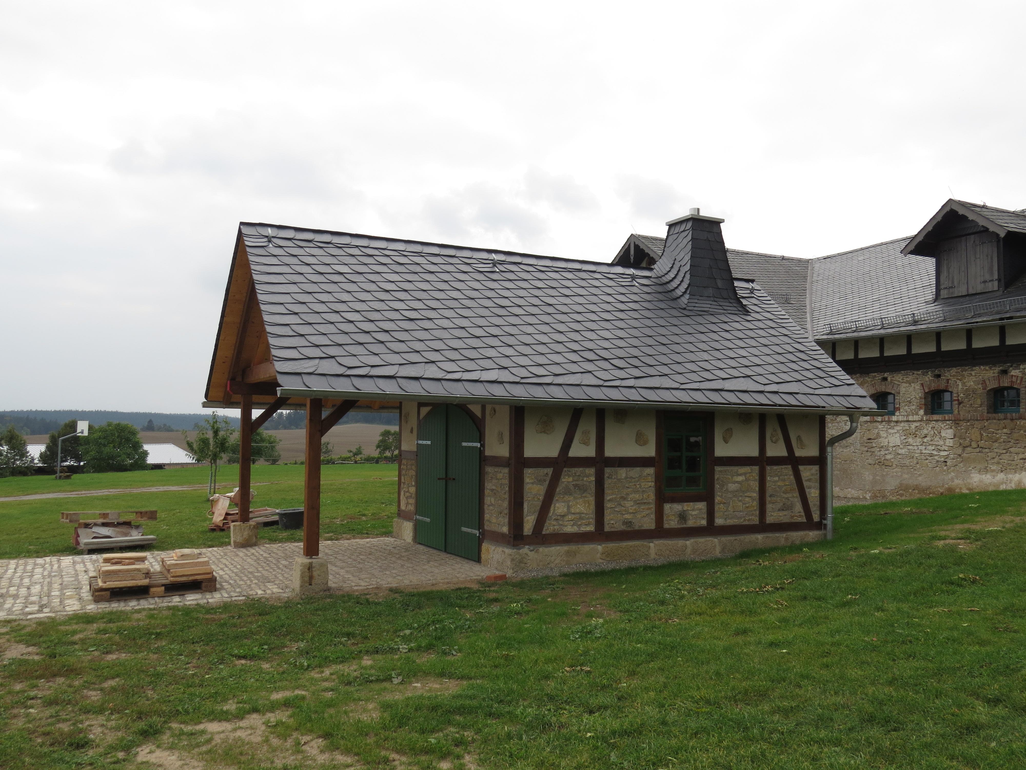 Backhaus Groschwitz