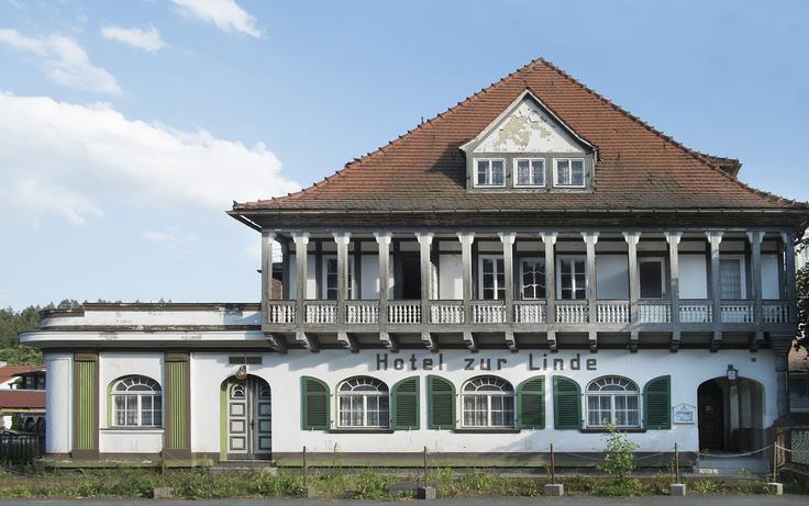 Hotel 'Zur Linde' in Sitzendorf
