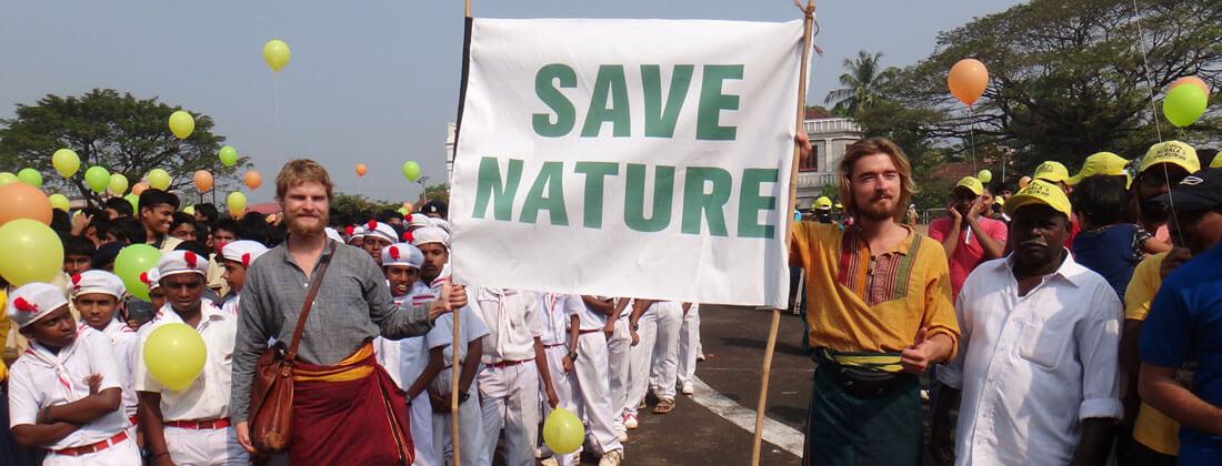 Save Nature Group - LEADER Botschafter in Europa und der Welt