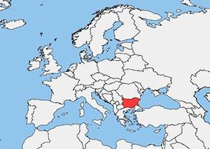 Bulgarien in Europa