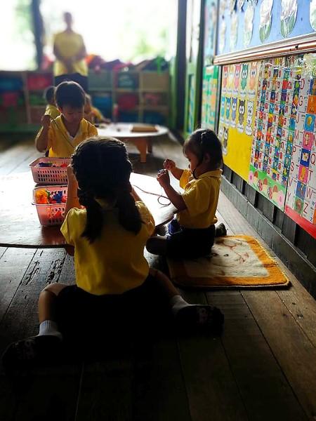 Kindergarten Koh Chang, Thailand_Graf.jpg / Bildrechte: Fröbel-Kreis