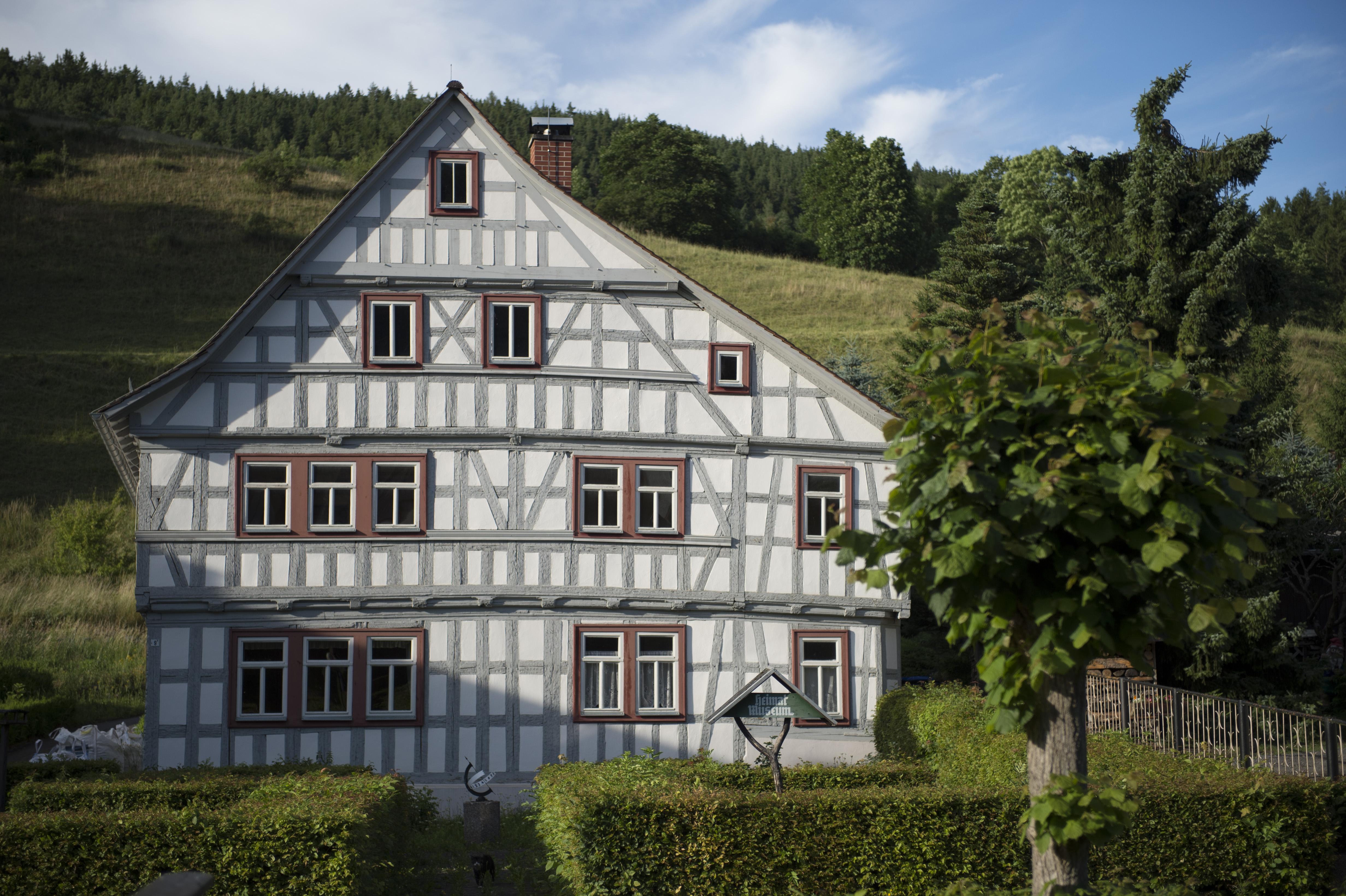 Haus Döschnitz - eine weitere Sommerfrische-Nutzung wird über LEADER unterstützt